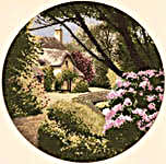 Click for more details of Secret Garden (cross stitch) by John Clayton