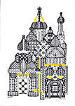 Click for more details of Sevilla (blackwork) by Classic Embroidery