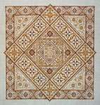 Click for more details of Shades of Gold  (cross stitch) by Northern Expressions Needlework