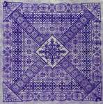 Click for more details of Shades of Indigo (cross stitch) by Northern Expressions Needlework