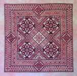 Click for more details of Shades of Rose (cross stitch) by Northern Expressions Needlework