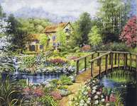 Click for more details of Shades of Summer (cross stitch) by Kustom Krafts