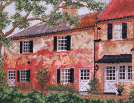 Click for more details of Shady Afternoon (cross-stitch pattern) by Barbara & Cheryl