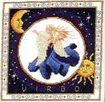 Click for more details of Signs of the Zodiac (cross-stitch pattern) by Stoney Creek