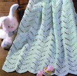 Click for more details of Snuggle - Up Baby Afghans (knitting pattern) by Leisure Arts