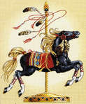 Click for more details of Southwest Carousel (cross-stitch pattern) by Dimensions
