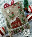 Click for more details of Souvenirs of the Heart - Home For Christmas (cross stitch) by With Thy Needle and Thread