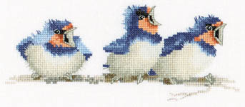 Click for more details of Special Branch (cross-stitch) by Valerie Pfeiffer