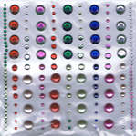 Click for more details of Special Delivery Adhesive Gems & Pearls (embellishments) by Helz Cuppleditch