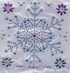 Click for more details of Special Delivery Adhesive Gemstones (embellishments) by Helz Cuppleditch