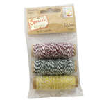 Click for more details of Special Delivery Twine - Brights (embellishments) by Helz Cuppleditch