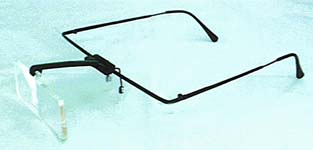 Click for more details of Spectacle Magnifier (magnifiers) by Siesta Frames
