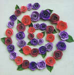 Click for more details of Spiral Roses (paper craft kits and album kits) by Quilled Creations