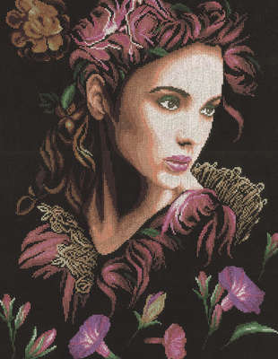 Click for more details of Spring 2013 Collection (cross-stitch pattern) by Lanarte