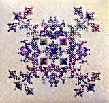 Click for more details of Spring Fling (cross-stitch pattern) by Keslyn's