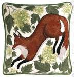 Click for more details of Spring Fox Cushion Front (tapestry) by Bothy Threads