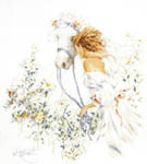 Click for more details of Spring Ride (cross-stitch kit) by Lanarte