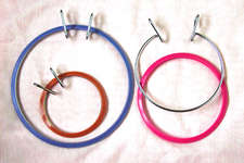 Click for more details of Spring Tension Hoops (hoops and sewing frames) by Siesta Frames