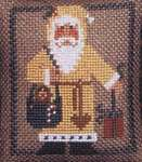Click for more details of St Nicholas (cross stitch) by The Prairie Schooler