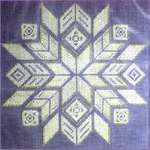 Click for more details of Starstruck (cross-stitch pattern) by Freda's Fancies