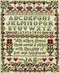 Click for more details of Stitcher Sampler (cross stitch) by Design Works