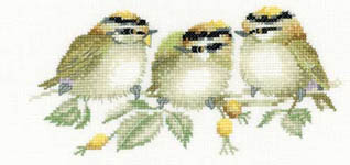 Click for more details of Story Time (cross-stitch kit) by Valerie Pfeiffer