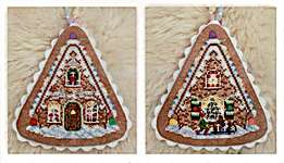Click for more details of Sugared Gumdrops (cross stitch) by Blackberry Lane Designs
