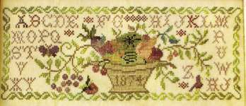 Click for more details of Summer Harvest (cross stitch) by Blackbird Designs