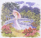 Click for more details of Summer Stroll (cross-stitch pattern) by Marie Barber