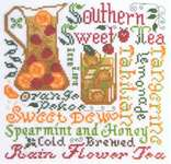 Click for more details of Summer Sweetness (cross stitch) by Tempting Tangles Designs