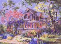 Click for more details of Summerhill (cross-stitch pattern) by Pegasus