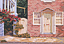Click for more details of Sunday Morning (cross-stitch pattern) by Barbara & Cheryl