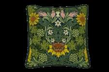 Click for more details of Sunflowers William Morris Style (tapestry) by Bothy Threads