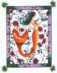 Click for more details of Sunrise Laguna Mermaid (cross stitch) by Nora Corbett