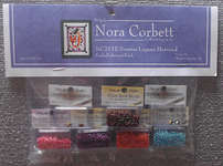 Click for more details of Sunrise Laguna Mermaid Embellishment Pack (beads and sequins) by Nora Corbett