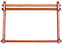 Click for more details of Symphony Frames (hoops and sewing frames) by Siesta Frames