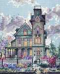 Click for more details of The Abbey (cross-stitch pattern) by Pegasus