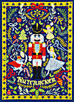 Click for more details of The Christmas Nutcracker (cross stitch) by Bothy Threads