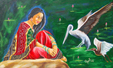 Click for more details of THE COLOUR OF SERENITY (oil on board) by ragunath