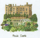 Click for more details of The Cross Stitcher's Guide to Britain - Wales (cross-stitch pattern) by Sue Ryder