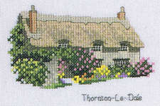 Click for more details of The Cross Stitcher's Guide to Britain - Yorkshire (cross-stitch pattern) by Sue Ryder