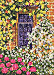 Click for more details of The Gatekeeper's Window (cross-stitch pattern) by Pegasus
