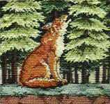 Click for more details of The Great Wilderness Afghan (cross-stitch pattern) by Graphworks International