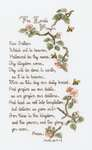 Click for more details of The Lord's Prayer (cross-stitch kit) by Janlynn