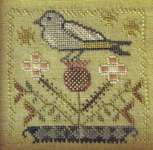 Click for more details of The Rarest Flower (cross stitch) by Blackbird Designs