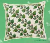 Click for more details of Thistles Cushion (cross stitch) by Eva Rosenstand