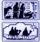 Click for more details of Tickets to the Nativity (stamps) by Deep Red