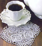 Click for more details of Timeless Lace (knitting) by House of White Birches