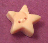 Click for more details of Tiny Golden Star Button (beads and sequins) by Just Another Button Company