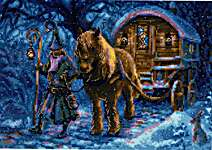 Click for more details of Traveling Sorcerer (cross stitch) by Riolis